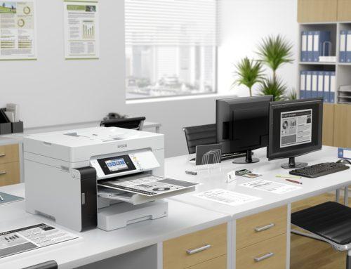 Epson renova la seva gamma d'impressores EcoTank per a entorn domèstic i petites oficines